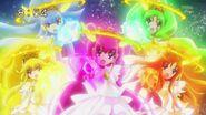 Rainbow burst 2