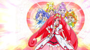 Glitter Force Doki Doki full team