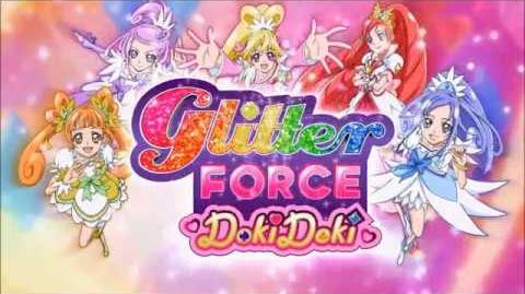 Glitter Force Doki Doki - Season 2 - Opening