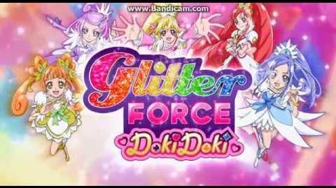 Glitter Force Doki Doki Opening 2