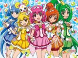 Glitter Force/Gallery