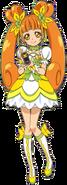 Glitter clover1