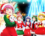 Glitter Force 'Wintery Edge'