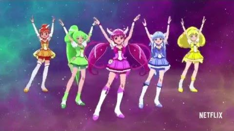 "Glitter Force - Music Video - ""Run (All Together)"""