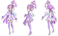 Mackenzie (Glitter Force Doki Doki) | Glitter Force Fanon ...