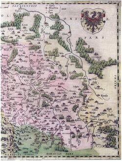 Mapa 1561
