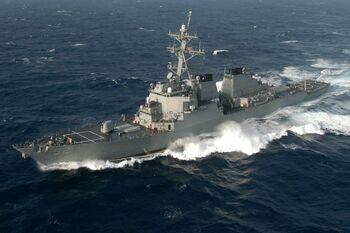 CNR Destroyer