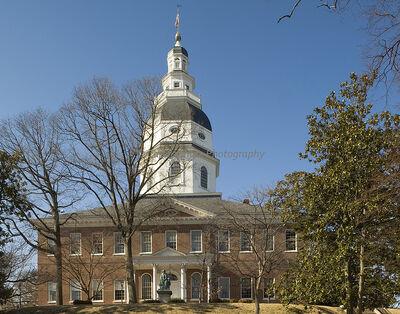 Solomons Capitol Building