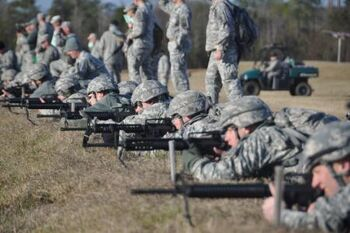 CNR Trooper Training