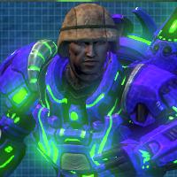 30. desert combat helmet