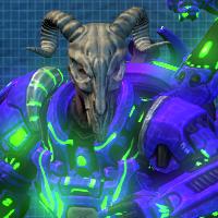 16. ram skull