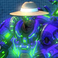48. robot rancher's hat
