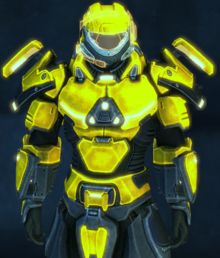 Holo Yellow