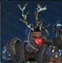 Reindeer Antlers flair