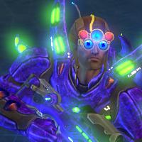 Elf goggles