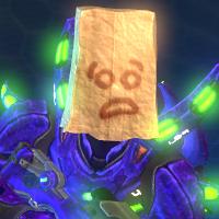 Scared Bag