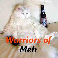 Warrior of meh logo