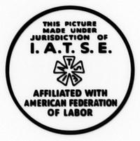 IATSE 1941 LOGO