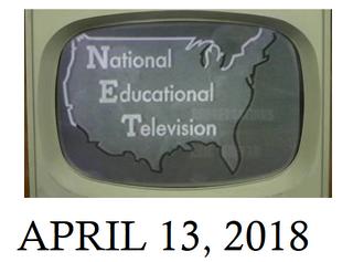 NET April 13, 2018