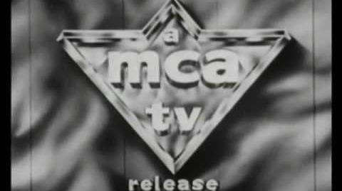 MCA Television logo (1956)