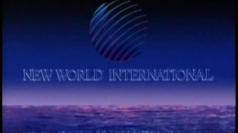 Leap Off Productions & New World International Logos (1989)