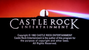 Castle Rock Entertainment TV 1992 WS