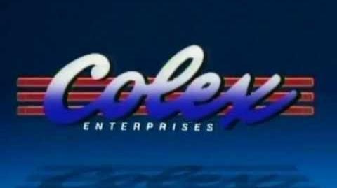 Colex Enterprises logo (1984)