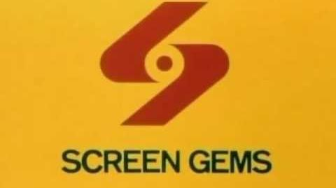 Screen Gems Television logo (1965)