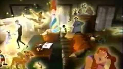 Disney DVD Ad- New Home (1999)