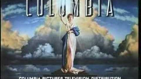 Columbia Pictures Television Distrubution Logo (1993)
