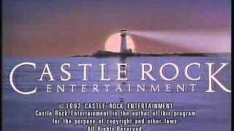 Castle Rock Entertainment Logo (1992)