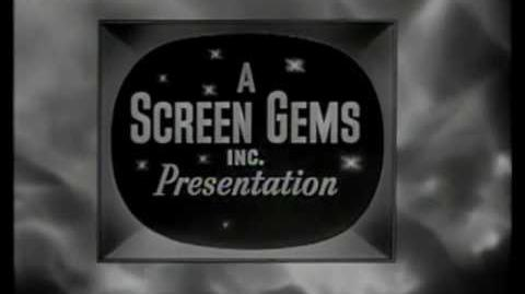 Screen Gems Television Logo (1952-A)