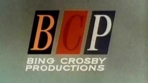 Bing Crosby Productions alt. logo (1964-B)