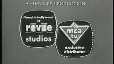 Revue MCA Television With the 1958 Long Revue Studios Theme
