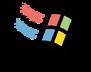 Windows 98 logo vector by pkmnct-d3i2myb
