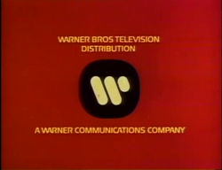 Warner Bros. Television Distribution logo 1978