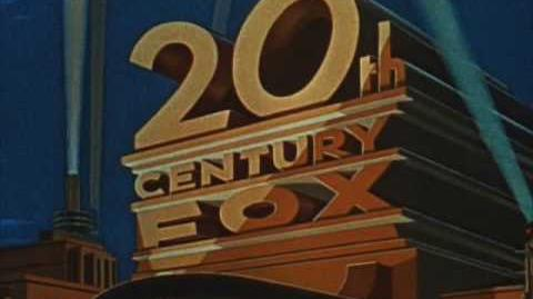 History Of 20th Century Fox Television & 20th Television Logos *UPDATE*-0