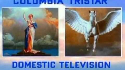 Columbia TriStar Domestic Television alt. logo (2001-A)