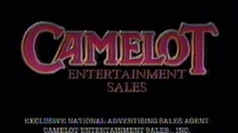 Camelot Entertainment Sales logo (1993)