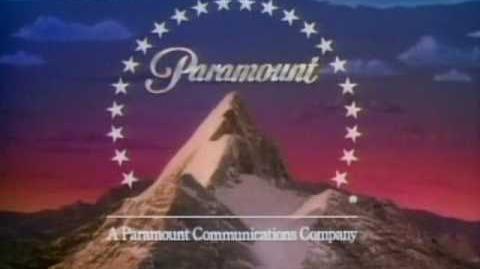 Paramount Television logo (1990)