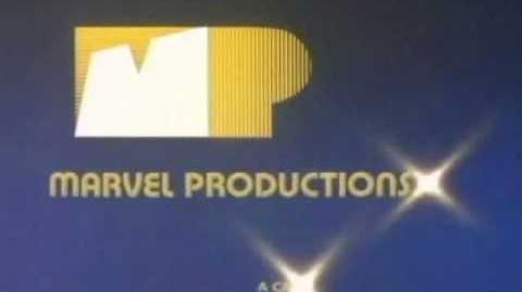 Marvel Productions logo (1981)
