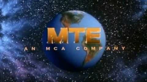 MCA Television Entertainment logo (1992)