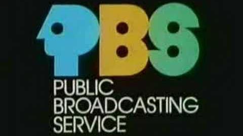 PBS Public Broadcasting Service (1971)