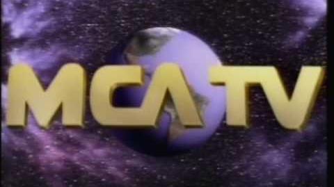 MCA Television Logo (1991-1994)
