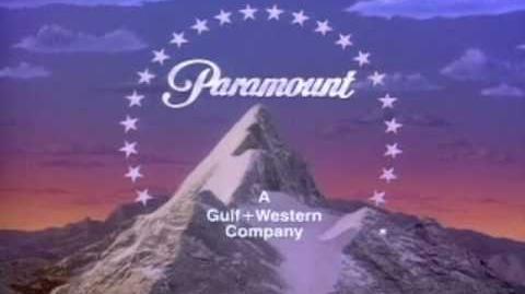 Paramount Television logo (1988)
