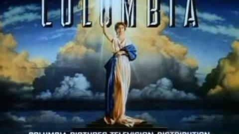 Columbia Pictures Television Distribution logo (1992)
