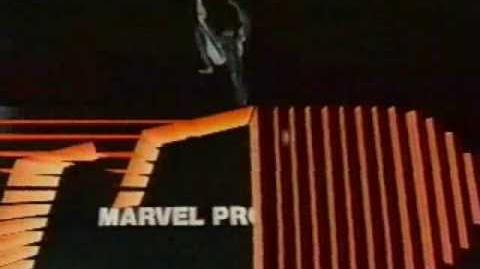 Marvel Productions logo (1986)