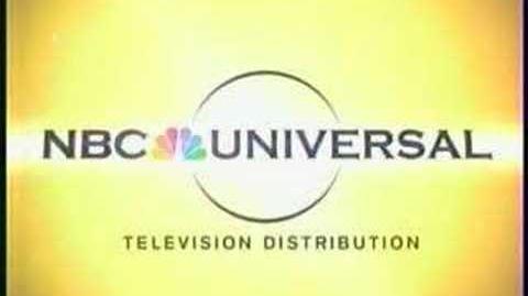 NBC Universal Television Logo (2004)