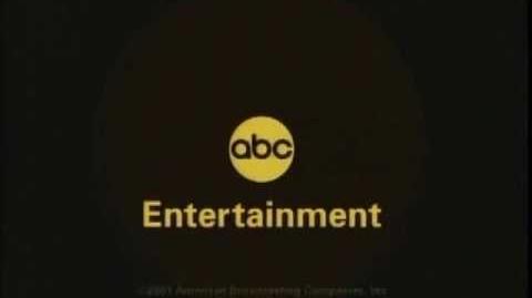 ABC Entertainment I.D. Logo (2001)