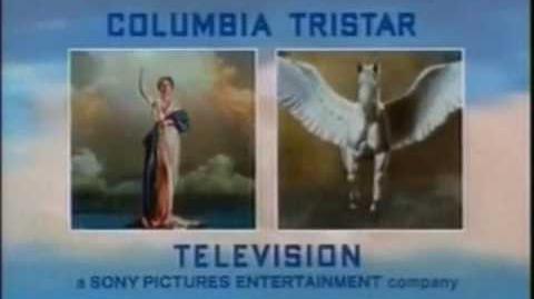 Columbia TriStar Television alt. logo (2001-B)